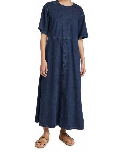 Платье с декольте Rachel Comey