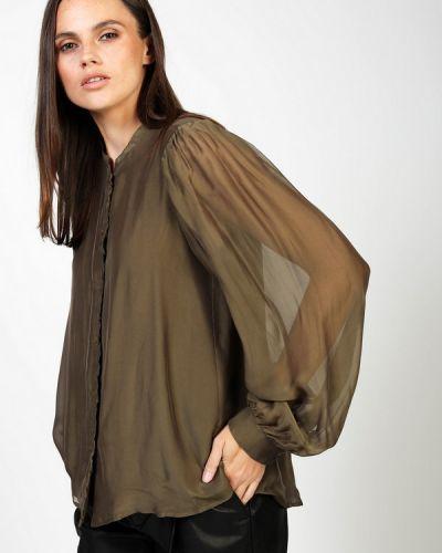 Шелковая блузка Luisa Cerano