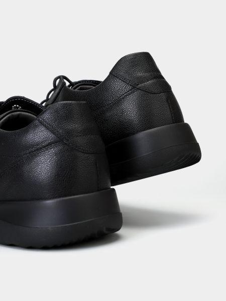 Низкие кеды - черные Ikos