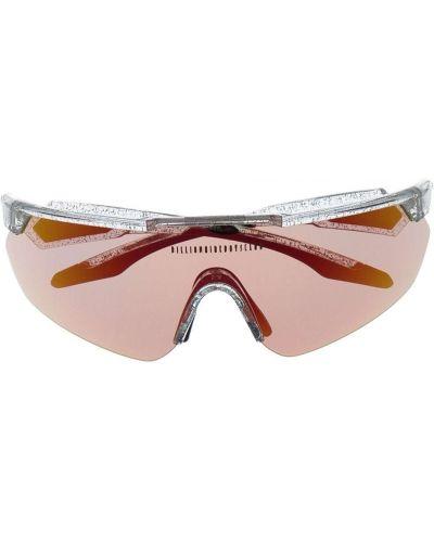 Солнцезащитные очки с логотипом - белые Billionaire Boys Club