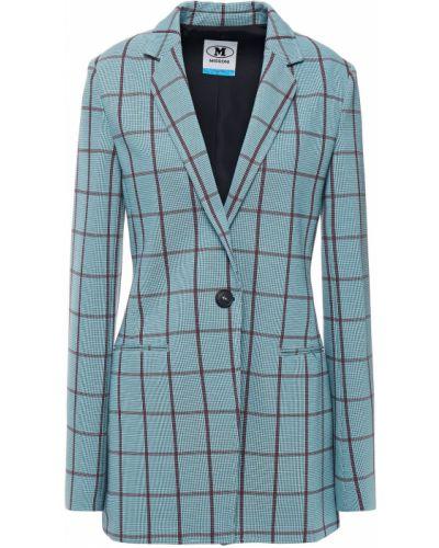 Синий пиджак с карманами на пуговицах M Missoni