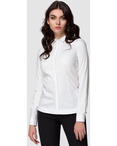 Блузка с длинным рукавом белая весенний Panda
