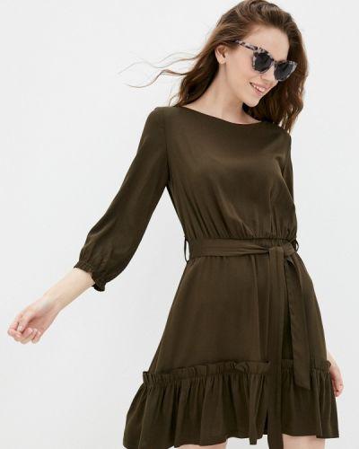 Зеленое платье Teratai