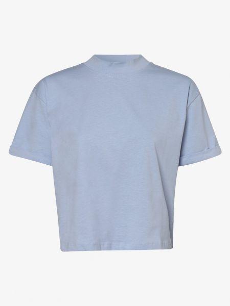 Niebieski t-shirt Edited
