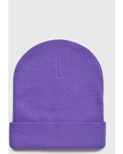 Зимняя шапка с отворотом бини Haily's