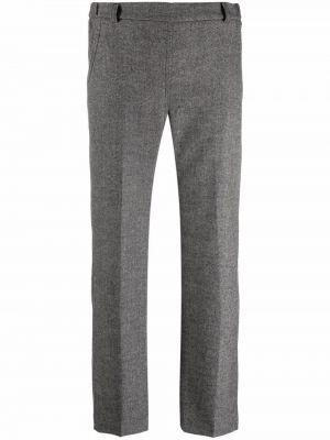 Укороченные брюки - серые Seventy