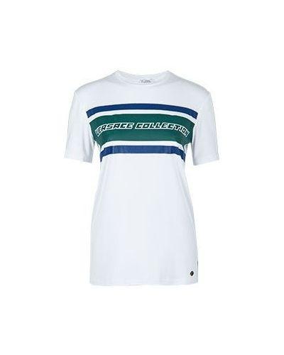 Футболка белая Versace Collection