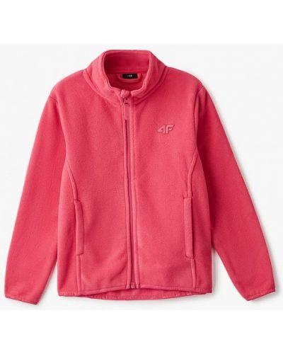 Розовая олимпийка 4f