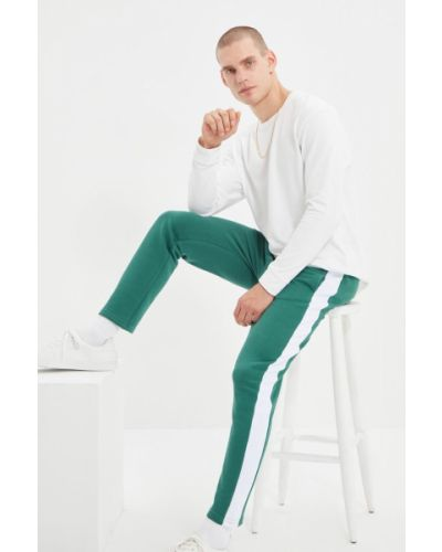Joggery - zielone Trendyol