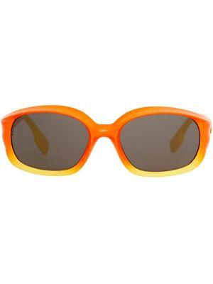 Okulary - czarne Burberry