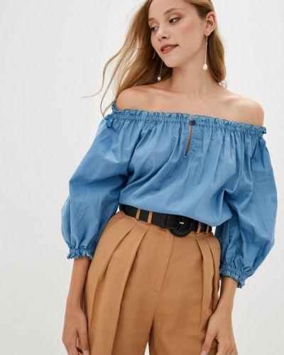 Блузка с открытыми плечами Прованс