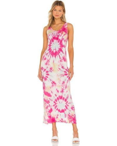 Трикотажное платье - розовое Young Fabulous & Broke