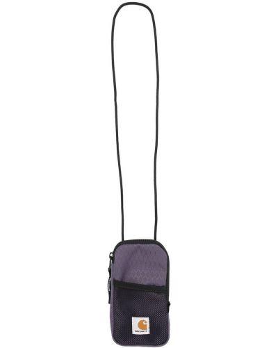 С ремешком черная маленькая сумка с заплатками Carhartt Wip