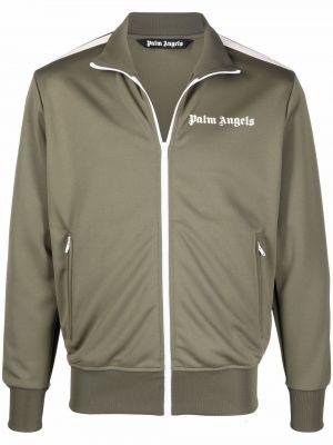 Klasyczna kurtka - biała Palm Angels