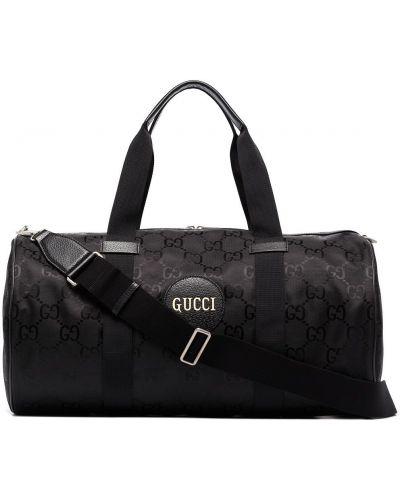 Сумка - черная Gucci