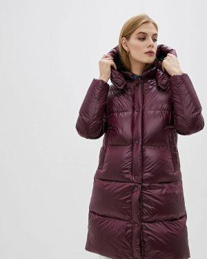 Зимняя куртка черная осенняя Duno