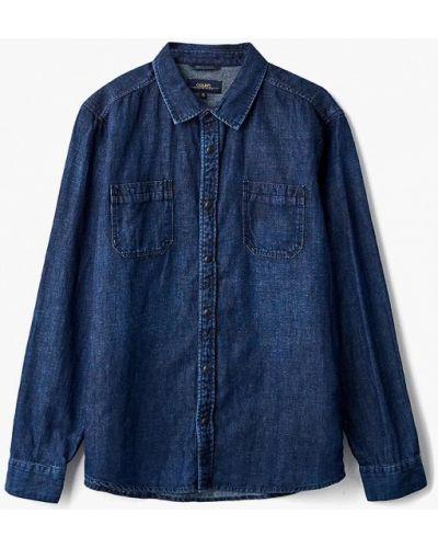 Синяя джинсовая рубашка Colin's