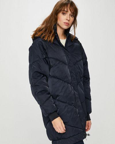 Утепленная куртка с капюшоном на резинке Noisy May