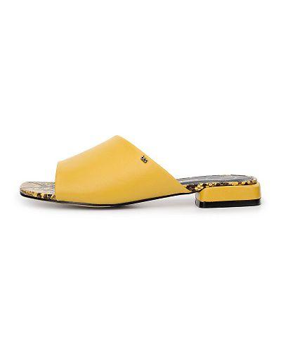 Желтые сабо летние Betsy