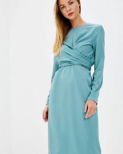 Вечернее платье бирюзовый Nastasia Sabio