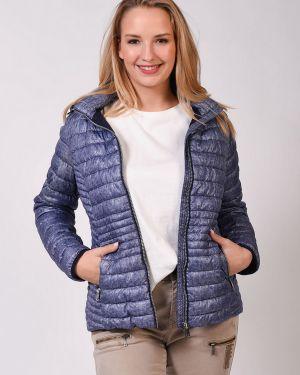 Синяя куртка Lebek