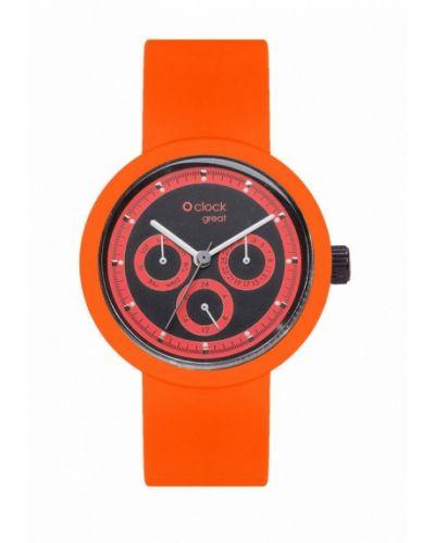 Оранжевые часы O Bag