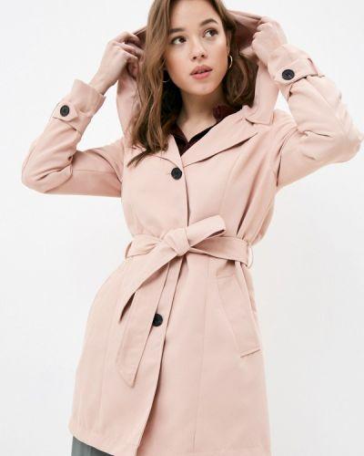 Розовый плащ Vero Moda