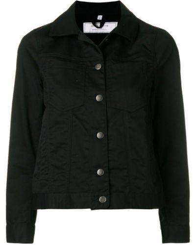 Черная короткая куртка Société Anonyme