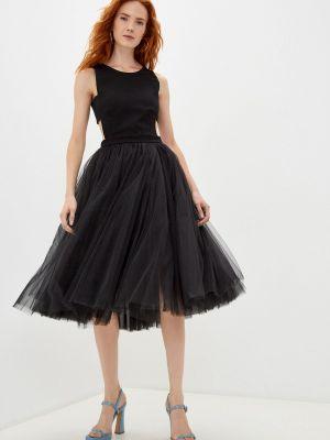 Черное платье летнее M,a,k You Are Beautiful