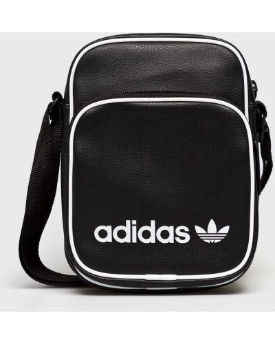 Сумка через плечо универсальный черная Adidas Originals