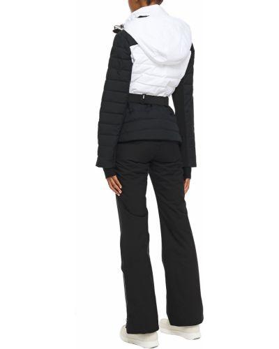 Czarne spodnie rozkloszowane Erin Snow