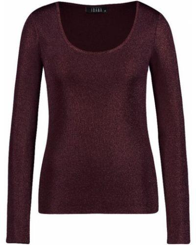 Czerwony sweter Ibana