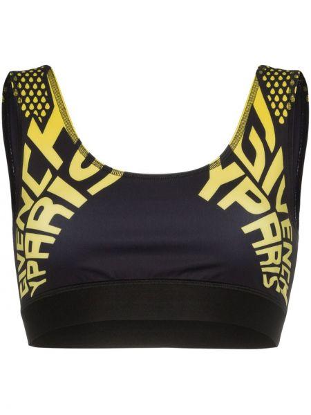 Biustonosz sportowy - czarny Givenchy