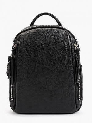 Кожаный рюкзак - черный Giulia Monti
