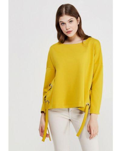 Желтый свитшот Ruxara