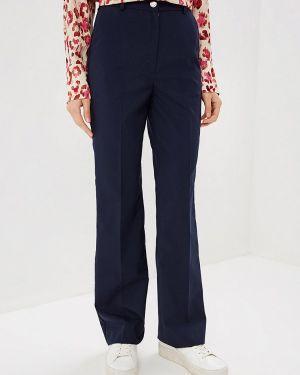 Классические брюки синие Glam Goddess