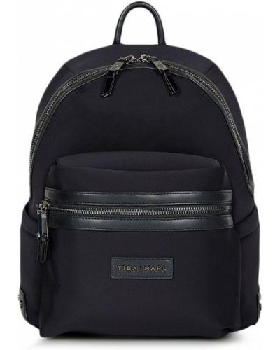 Czarny plecak Tiba + Marl