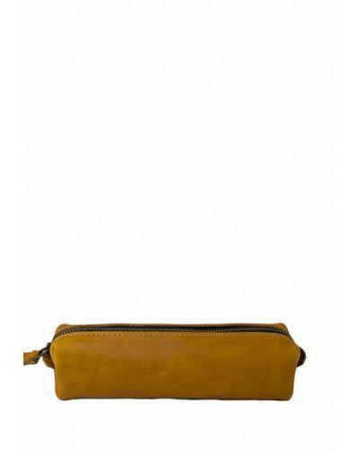 Желтый футляр для очков Incarne