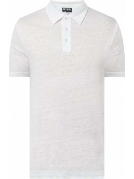 T-shirt - biała Zeybra
