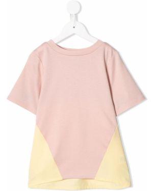 Желтая футболка Owa Yurika