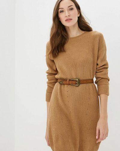 Платье вязаное осеннее Iwie