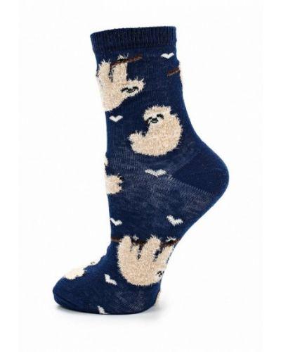Синие носки Topshop