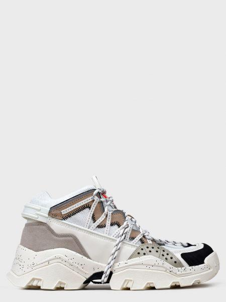 Кожаные кроссовки Kenzo