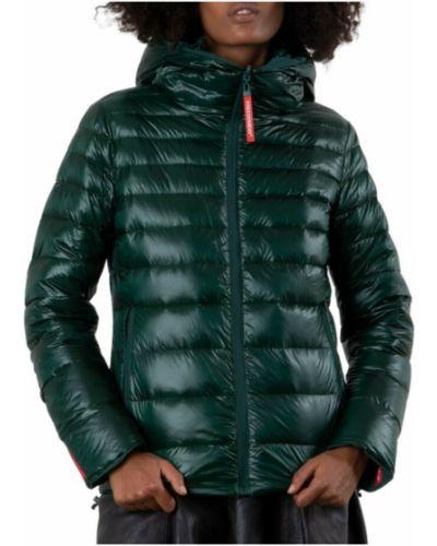Zielony płaszcz Freedomday