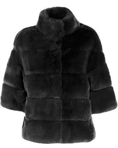 Серое пальто с воротником S.w.o.r.d 6.6.44