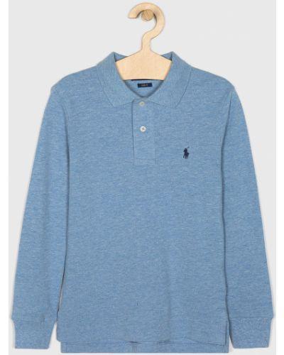 T-shirt niebieski Polo Ralph Lauren