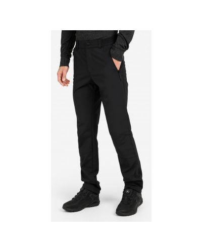 Утепленные брюки - черные Outventure