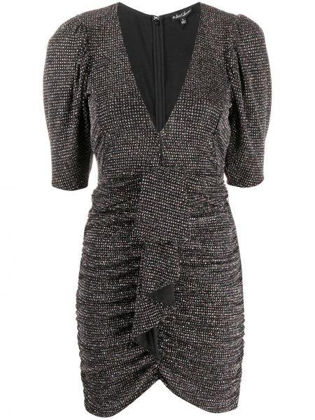 Платье мини с V-образным вырезом на молнии For Love & Lemons