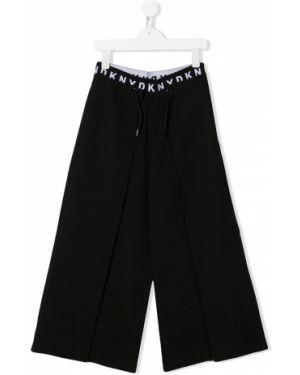 Черные брюки Dkny Kids