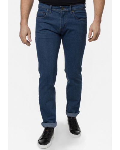 Синие прямые джинсы Arber